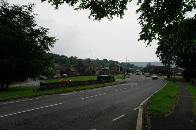 Crossroads and Pub
