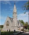NJ8127 : St Matthew and St George Episcopal Church, Oldmeldrum by Bill Harrison