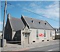 NJ8127 : Oldmeldrum parish hall by Bill Harrison