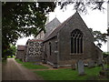 TL9863 : St.John the Divine Church, Elmswell by Adrian Cable