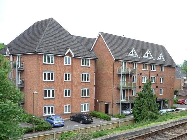 Housing at The Lamports, Alton