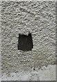 SD1885 : Ordnance Survey Cut Mark by Adrian Dust