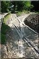 SX8474 : Haytor Granite Tramway by Derek Harper
