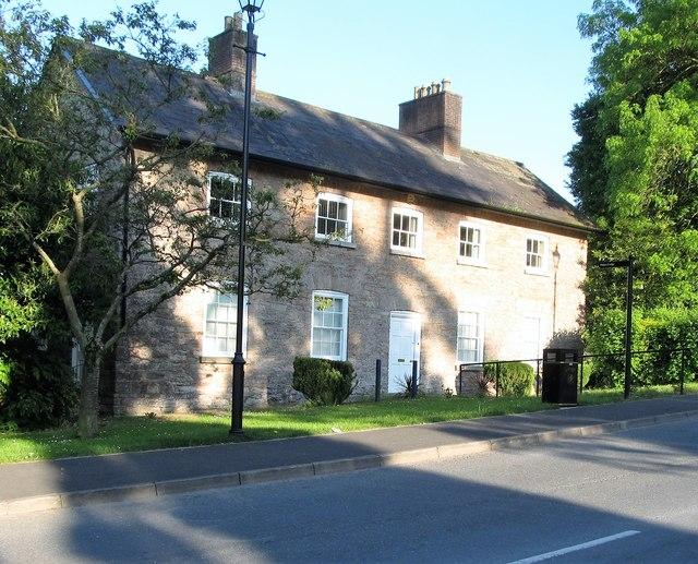 The Palace Demesne Main Gate Lodge