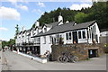 SH6918 : The George III Inn at Penmaenpool by Jeff Buck
