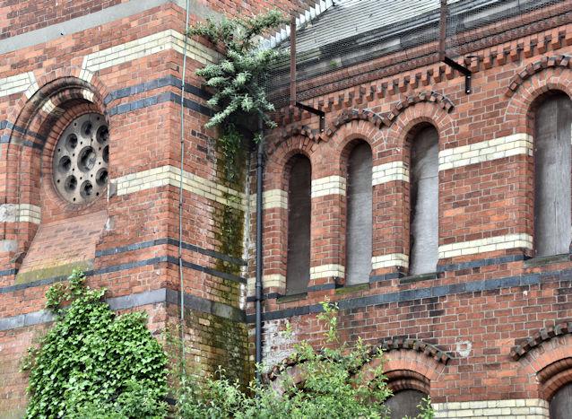 Former Methodist church, University Road, Belfast - June 2016(1)