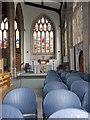 ST5445 : Side Chapel - St Cuthbert's Church - St Cuthbert Street by Betty Longbottom
