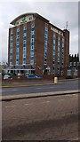 SP2871 : Holiday Inn, Abbey End, Kenilworth by Jack FitzSimons