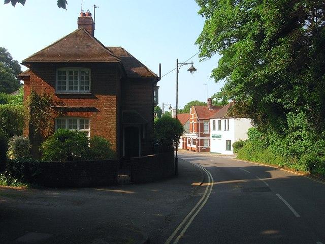 Ashburton Lodge, High Street, Steyning