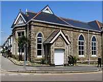 SW4730 : Bible Christian Sunday School, Penzance by Jaggery