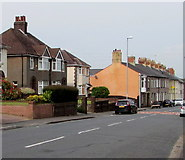 ST3288 : Change of house type, Christchurch Road, Newport by Jaggery