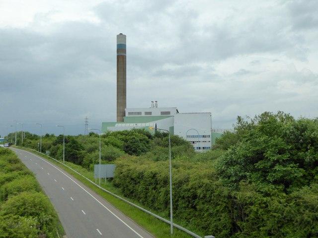 Stoke Incinerator