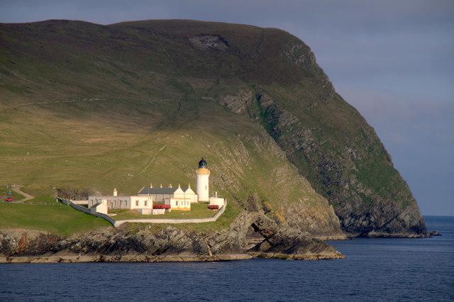 Kirkabister Lighthouse, Bressay