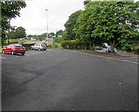SO3204 : Goytre Car Park,  Penperlleni by Jaggery