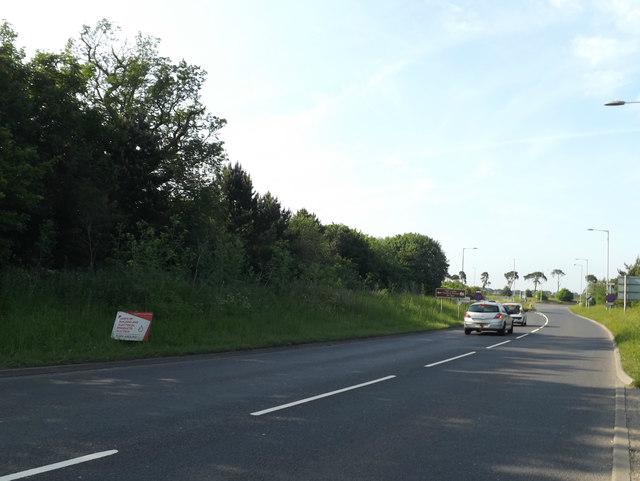 A1066 Mundford Road, Thetford