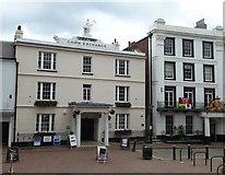 TQ5838 : The Corn Exchange, Tunbridge Wells by pam fray