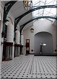 TQ5838 : Inside the Corn Exchange, Tunbridge Wells by pam fray