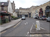 ST7565 : Saracen Street - Walcot Street by Betty Longbottom