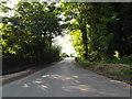 TL9383 : Brettenham Road & Bridge by Adrian Cable