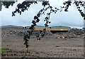 SK5304 : Demolition at the Braunstone Frith Industrial Estate by Mat Fascione