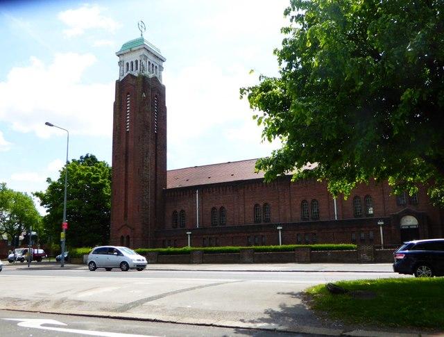 St Matthews Roman Catholic Church, West Derby