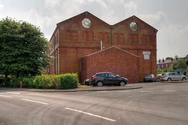 Atlas Mill (Bolton Steam Museum)