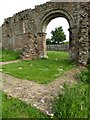 SJ8207 : White Ladies Priory by Philip Halling