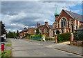 SP8525 : Methodist Church in South End, Stewkley by Mat Fascione