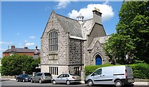 H8745 : Church of Ireland's Church House  in Cathedral Close by Eric Jones