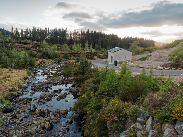 Farr Hydro-electric Power Station