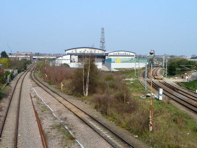 Powerday and railways
