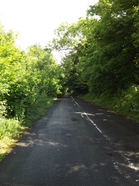 Cycleway to the A140 Norwich Road