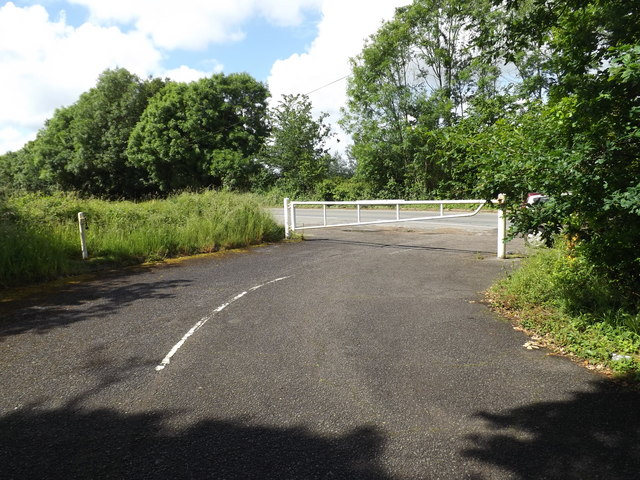 Cycleway to Norwich Road