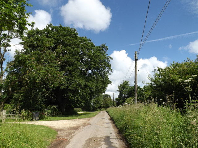 The Lane, Nettlestead
