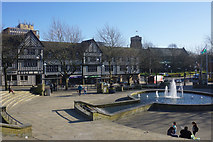 SS6593 : Castle Gardens by Bill Boaden