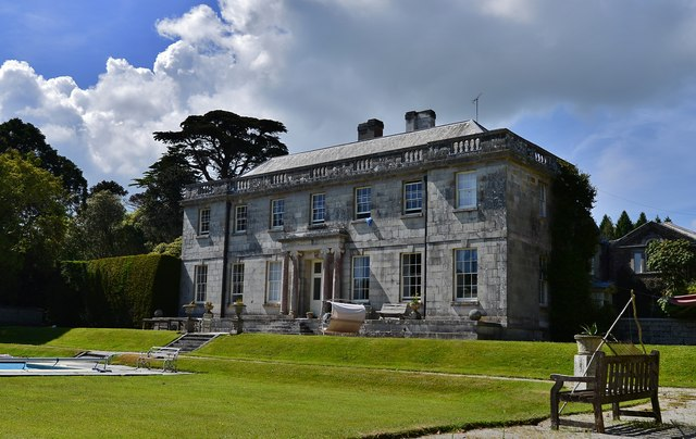 Tregrehan House (not open to the public)