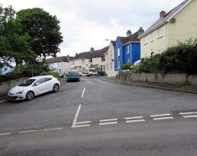 Manor Crescent, Manorbier