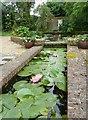 SU8403 : Rymans - Garden water feature by Rob Farrow