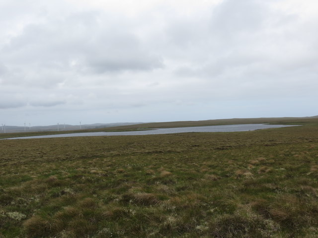 Southern end of Loch nam Bo Uidhre