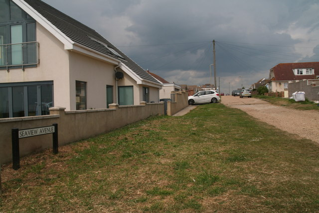 Seaview Avenue, Peacehaven by Chris