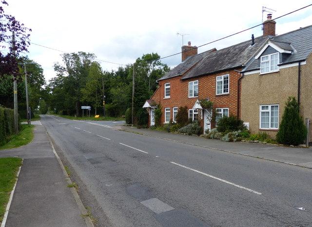 High Street North in Stewkley