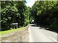 TM0750 : Entering Willisham on Barking Road by Adrian Cable