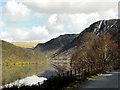 SN9164 : Cronfa Ddwr Garreg-ddu (Garreg-ddu Reservoir) by David Dixon