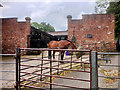 SD8304 : Heaton Park, The Stables by David Dixon