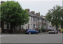 ST3288 : From Woodland Road to Victoria Avenue, Newport by Jaggery