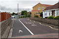 ST3361 : Cycle lane speed restriction by David P Howard