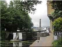TQ3283 : Sturt's Lock by John Slater