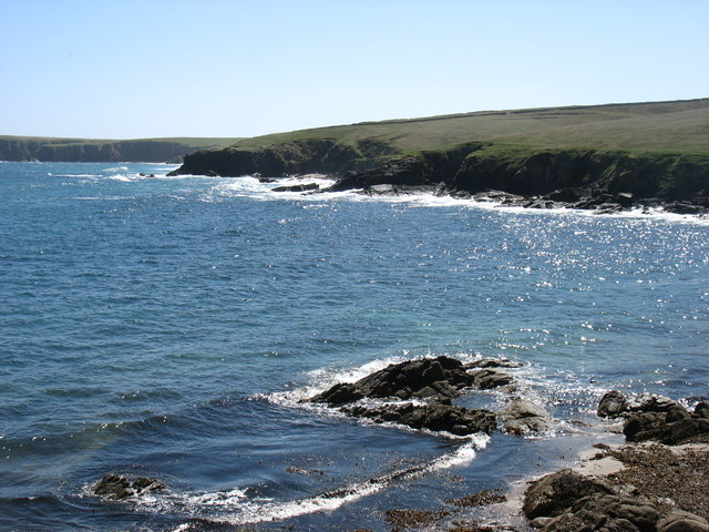The Wick (Bay) of Skaw