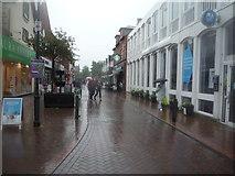 SJ8481 : Grove Street, Wimslow by JThomas