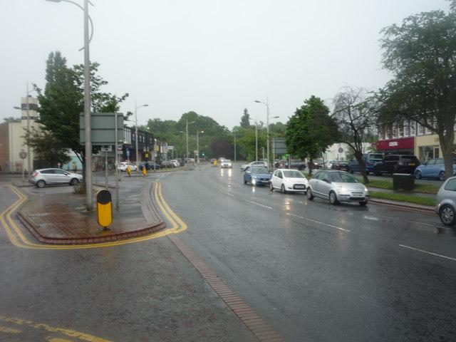 Alderley Road, Wimslow